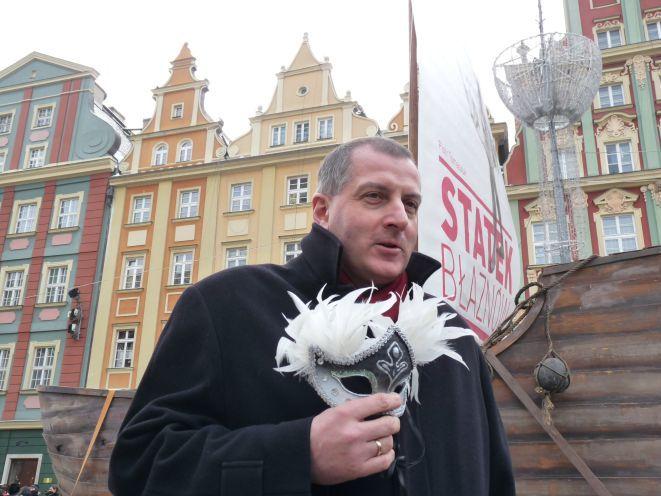 Prezydent zachęca do opisania swoich wizji końca świata we Wrocławiu